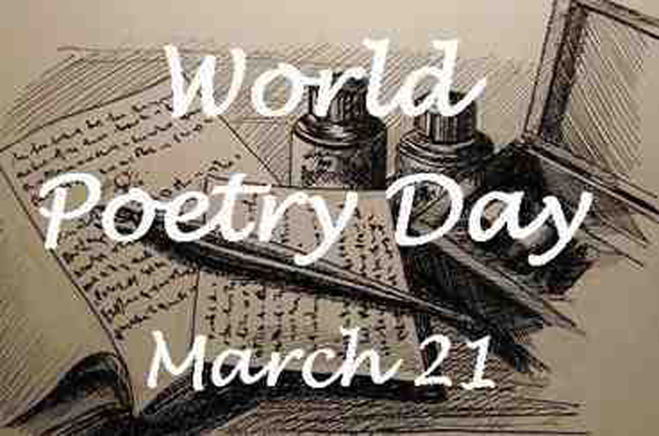 21 March 2014 – World Poetry Day