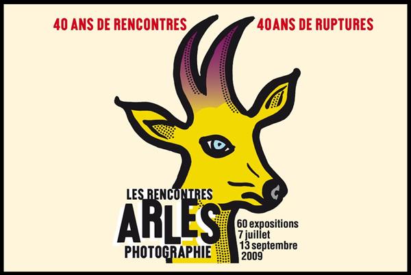 40ans De Recontres d' Arles 2009-  Photographie