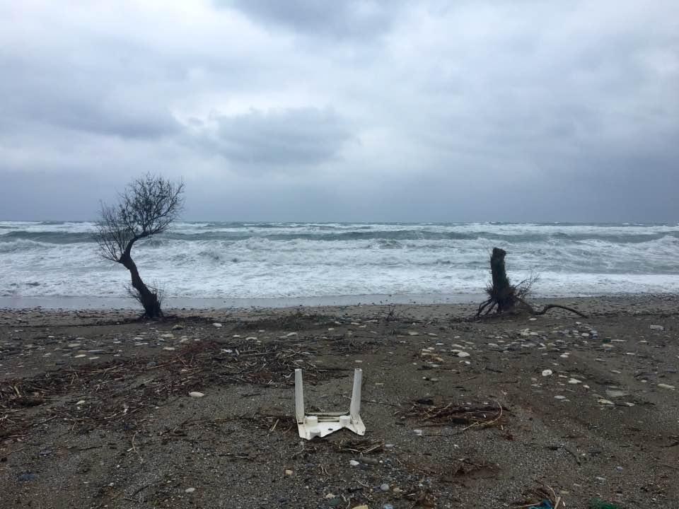 Παραλία Επισκοπής, Κρήτη, 11.2.17