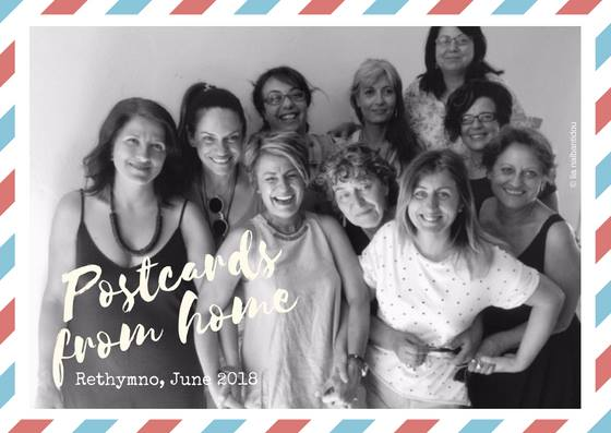 Postcards from home_Rethymno 2018 – Photography workshop with Photini Papahatzi & Lia Nalbantidou