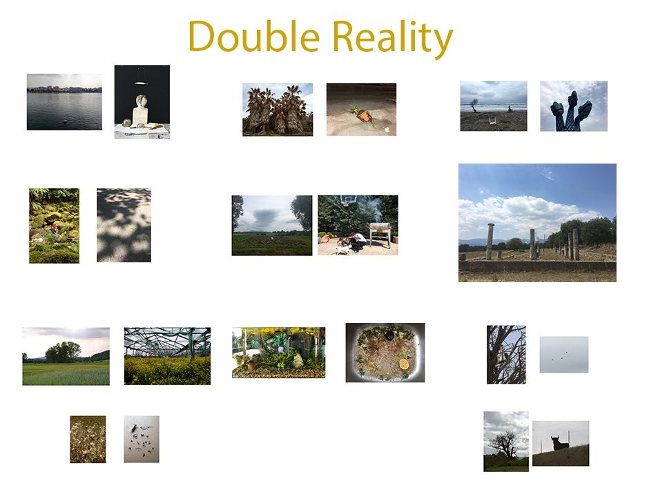 "New ongoing project ""Double Reality"""
